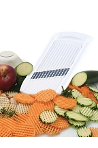 Borner Adjustable Wave Waffle Slicer