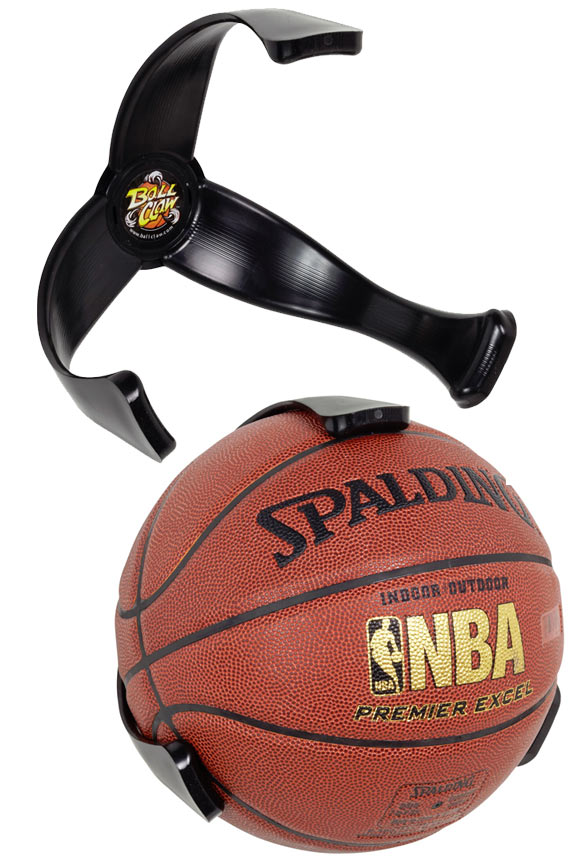 Basketball Ball Claw - Hold, Store, Organize or Display