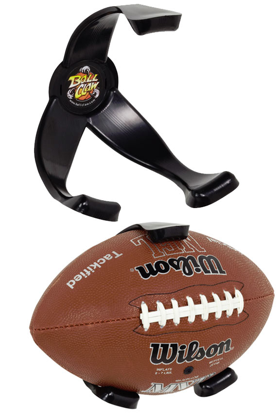 Football Ball Claw - Store, organize or display your footballs.