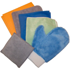 Car Washing Cloth Pack