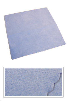 CD, DVD and Blu-Ray Disc Cleaning cloth