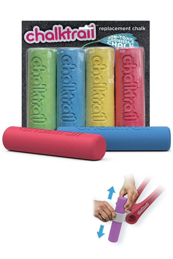 Chalktrail Replacement Chalk 4-Pack