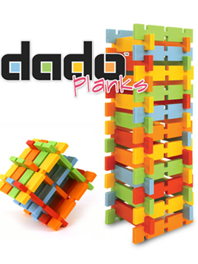 Dado Planks Building Toy