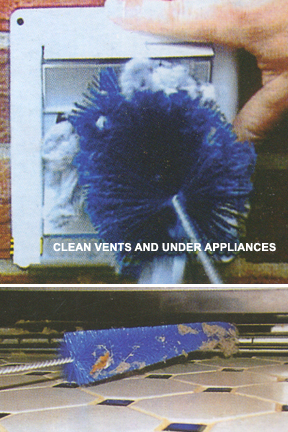 Dryer Lint Brush Set