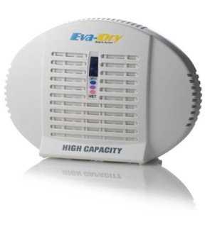 Eva-Dry E-500 - Small, cordless dehumidifier.