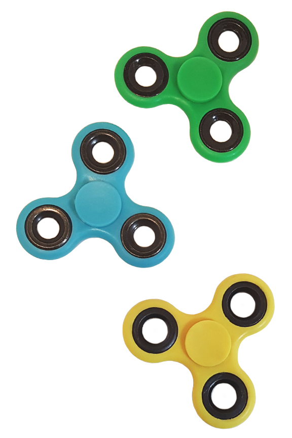 Steel Ball Tri Arm Fid Spinner