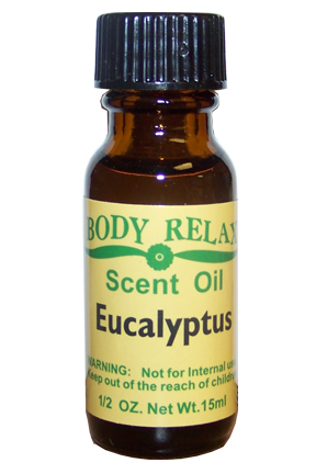 Eucalyptus Scented Oil