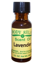 Lavender Fragrance Oil (1/2 oz)