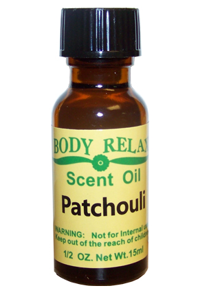 Patchouli Scented Oil