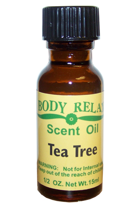 Tea Tree Scented Oil
