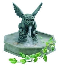 Gargoyle Mist Fountain