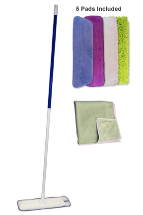 Deluxe Household Swivel Mop Set