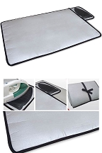 Portable Ironing Mat With Iron Rest