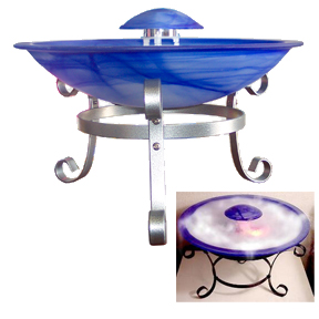 Iron Mist Table Fountain