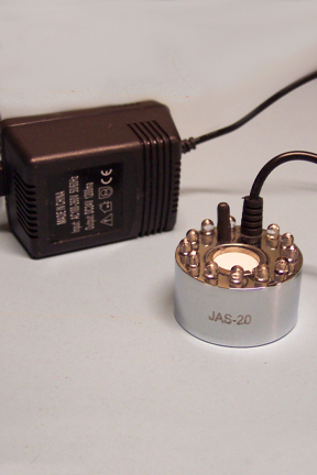 JAS-20 Ultrasonic Mister