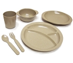 Little Husks Tableware Set