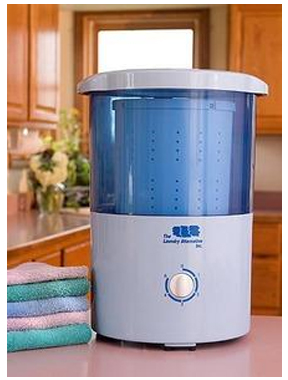 Mini, Countertop Spin Dryer