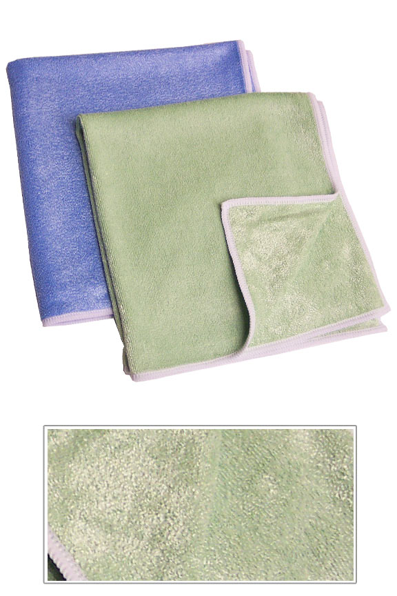Multipurpose microfiber miracle cloth