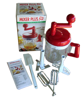 Mixer Plus