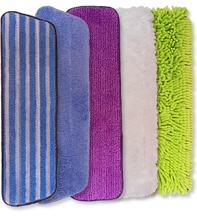 "5-Piece Mop Pad Pack (18"")"