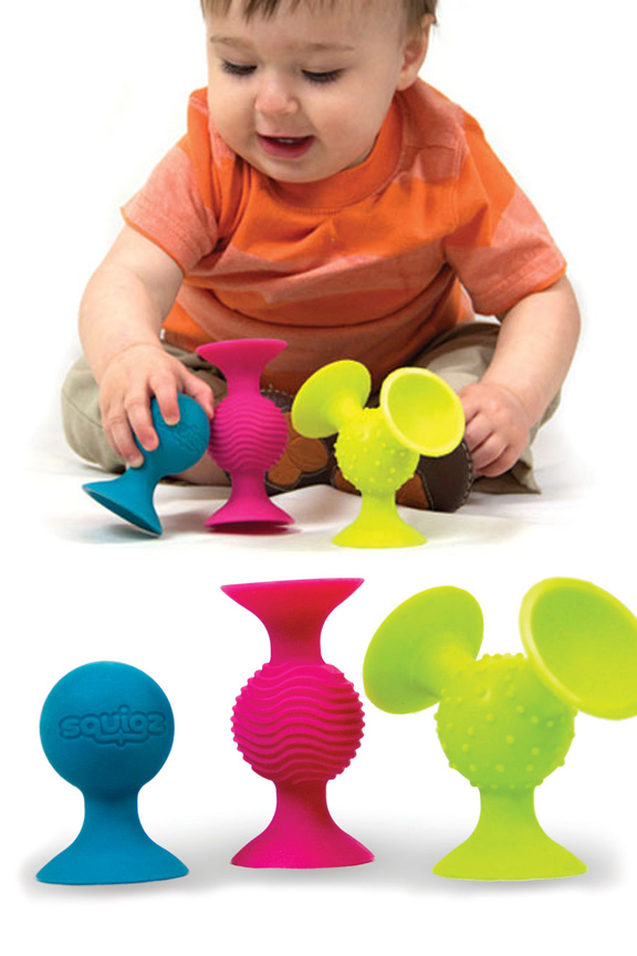 Pip Squigz 3 Piece Set
