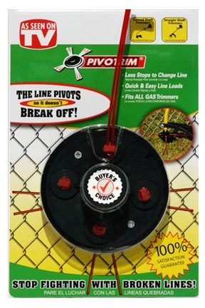 PivoTrim - Replacement gas trimmer head