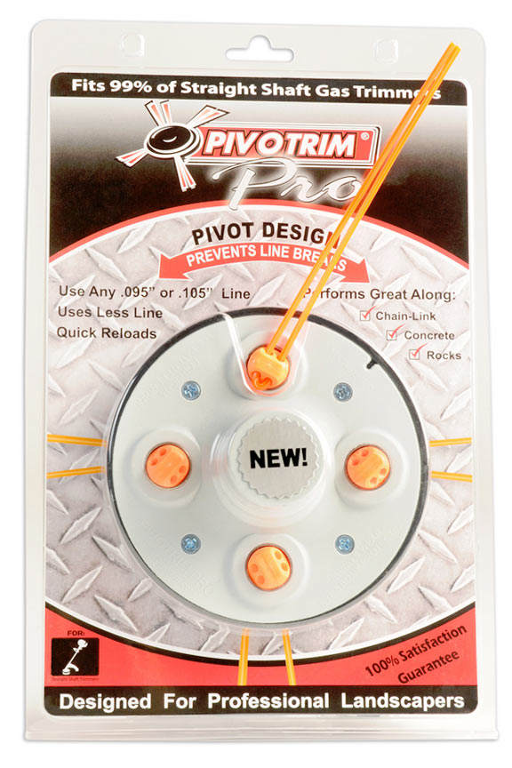 PivoTrim Pro - Professional Quality Trimmer Head Replacement