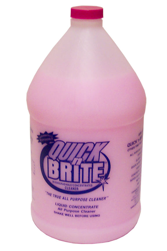 One Gallon - Quick n Brite Liquid