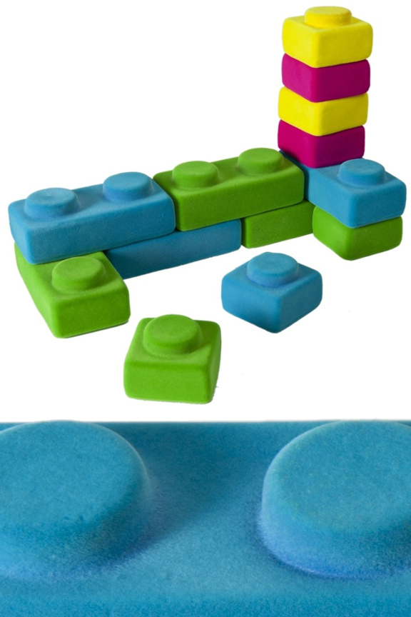 Rubbabu Brix Building Blocks