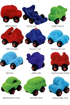 Micro Rubbabu Vehicles
