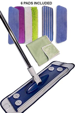 Smart, 3-in-1 Deluxe Mop Set