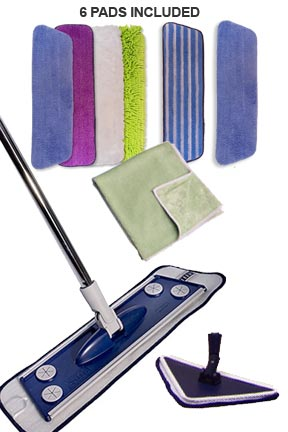 Smart, 3-in-1 Super Deluxe Mop Set