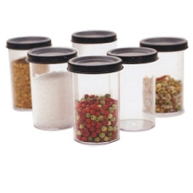 Spice Grinder Containers (6-Pack)
