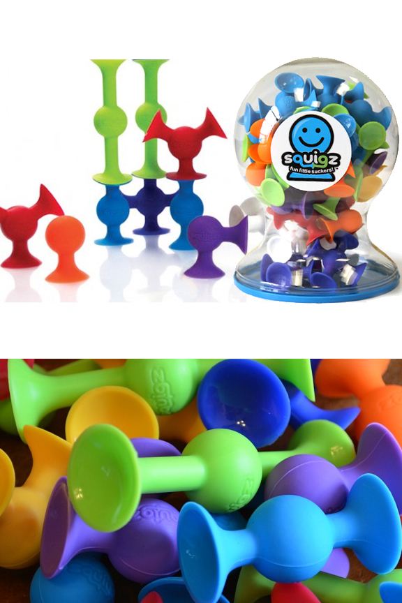 Squigz 50 Piece Deluxe Set