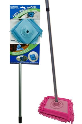 Fuzzy Wuzzy Swooz - A multi angle cleaning tool