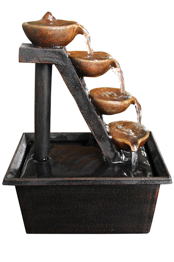 WCT324 - Four tier indoor water fountain