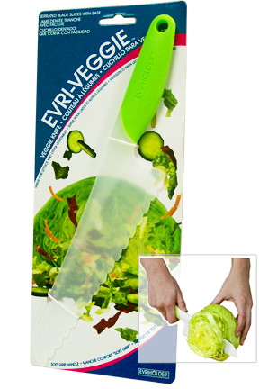 Evri Veggie Salad Knife