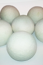 Wool Dryer Balls (Set of Six)